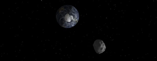 Asteroid Deflection Mission May Outline By Queen's Brian