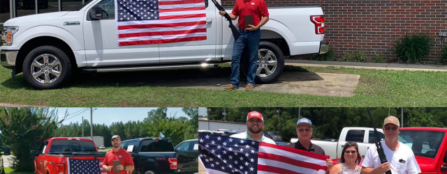 Free Shotgun, Bible And American Flag Are Offered By Alabama Car Dealership For Free