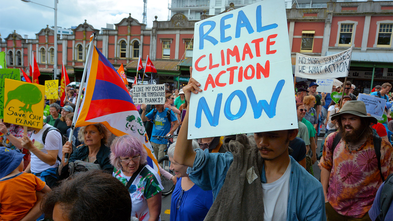 Nonviolent Action Over Climate Crisis Was Taken By The Doctors