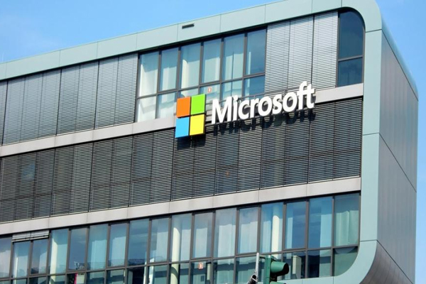 Microsoft's Business Reached Milestone