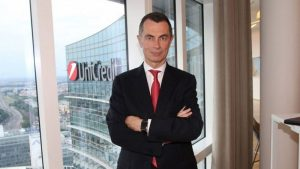 UniCredit Chief Mustier Departs for Role at HSBC