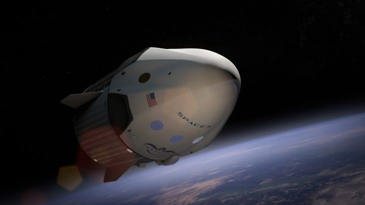 Private Citizens Will Be Touching the Earth's Orbit with Help of SpaceX