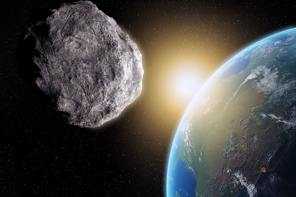 A Planet Killing Asteroid Is Getting Ready to Hit the Earth