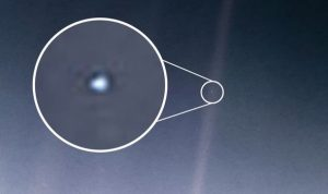 The Pale Blue Dot Photo of NASA Gets a Makeover