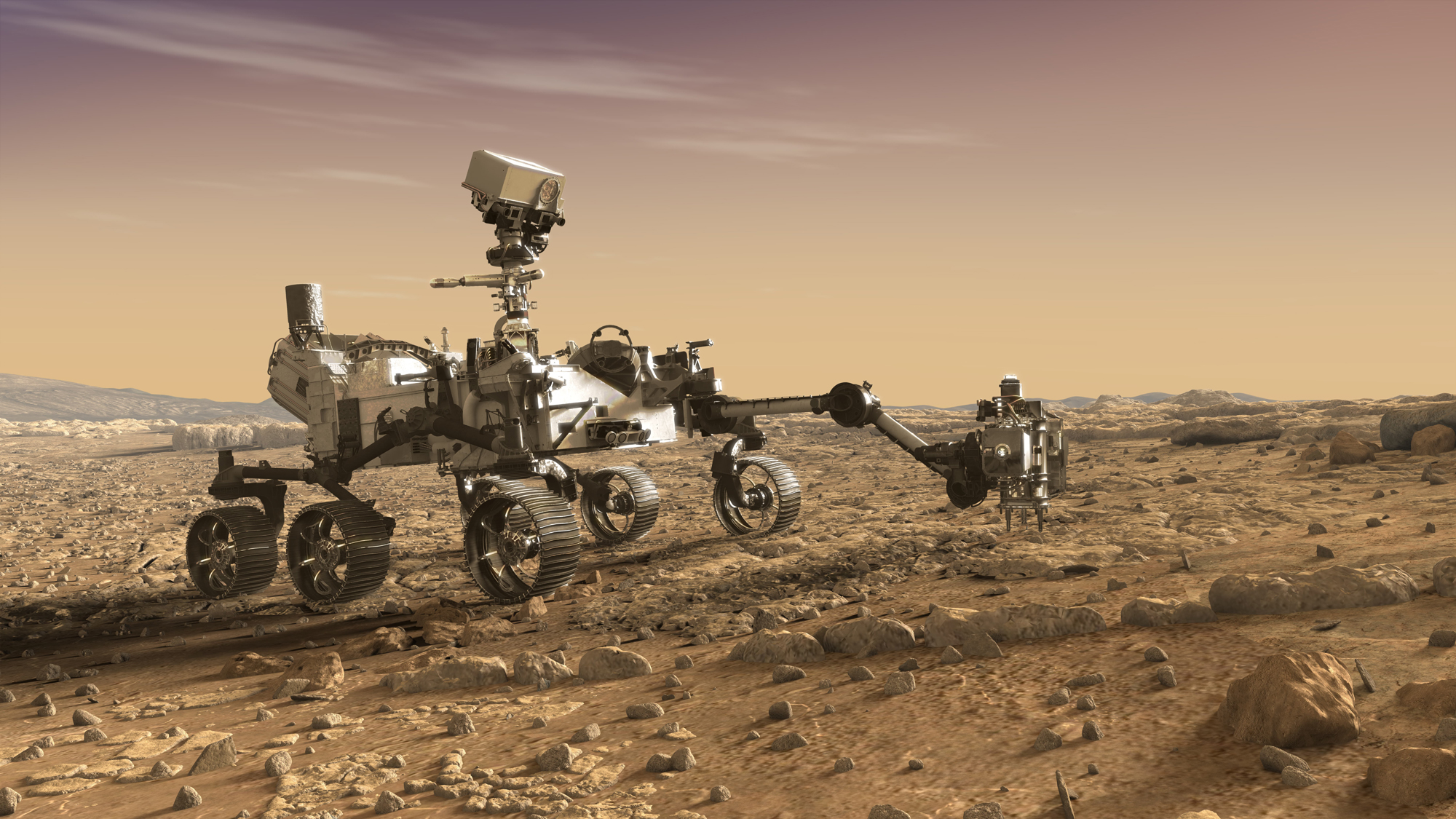 The Name of the Next Mars Rover On NASA Will Be Revealed Soon