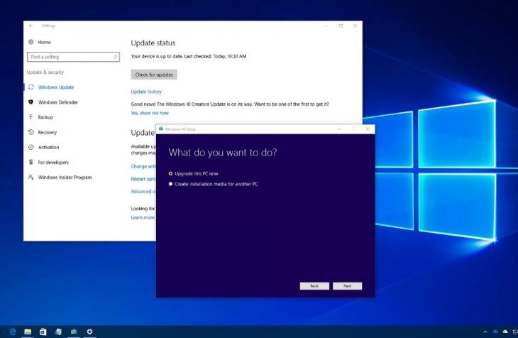 The New Windows 10 Upgrade Has Massive Changes